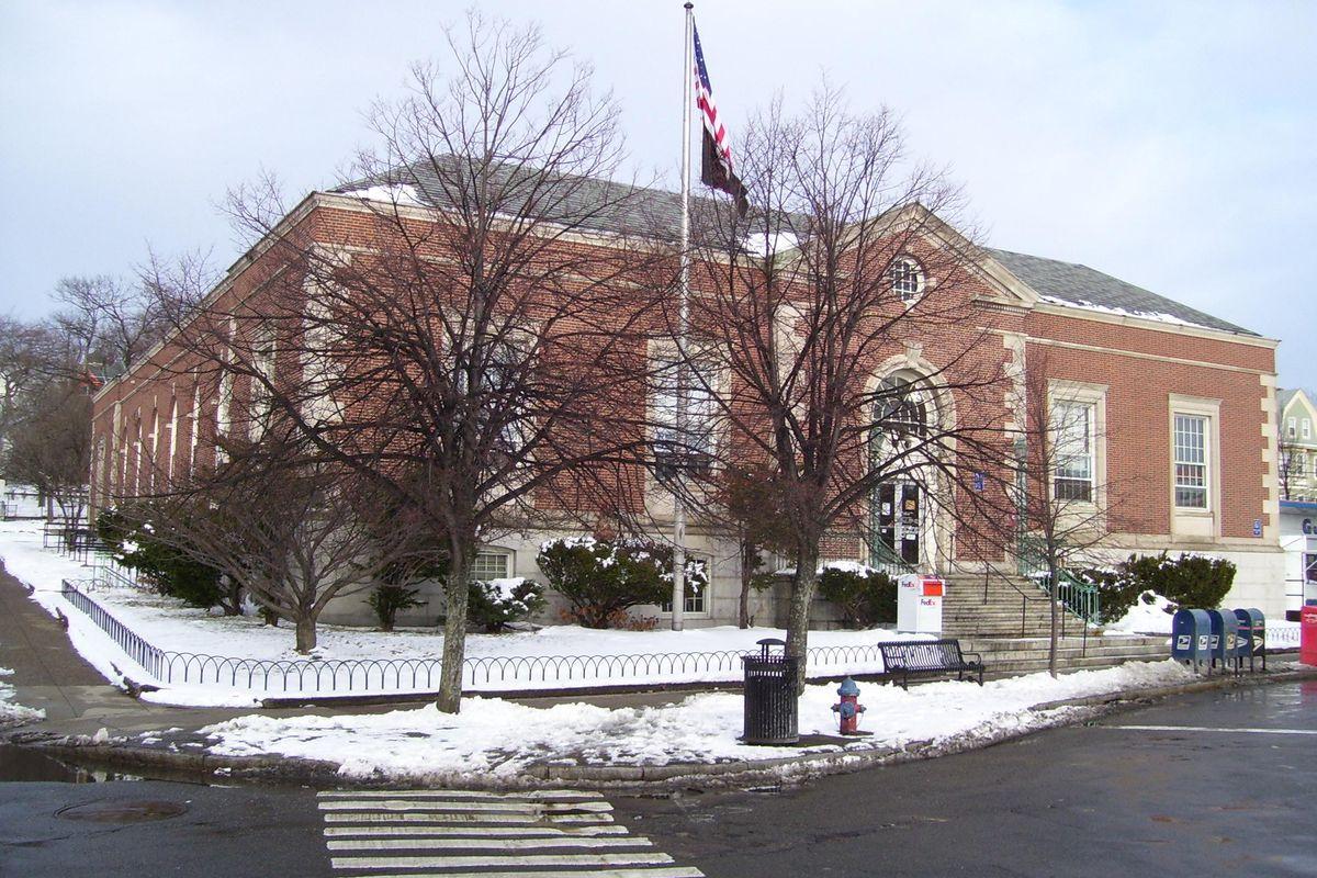 Union Square Post Office