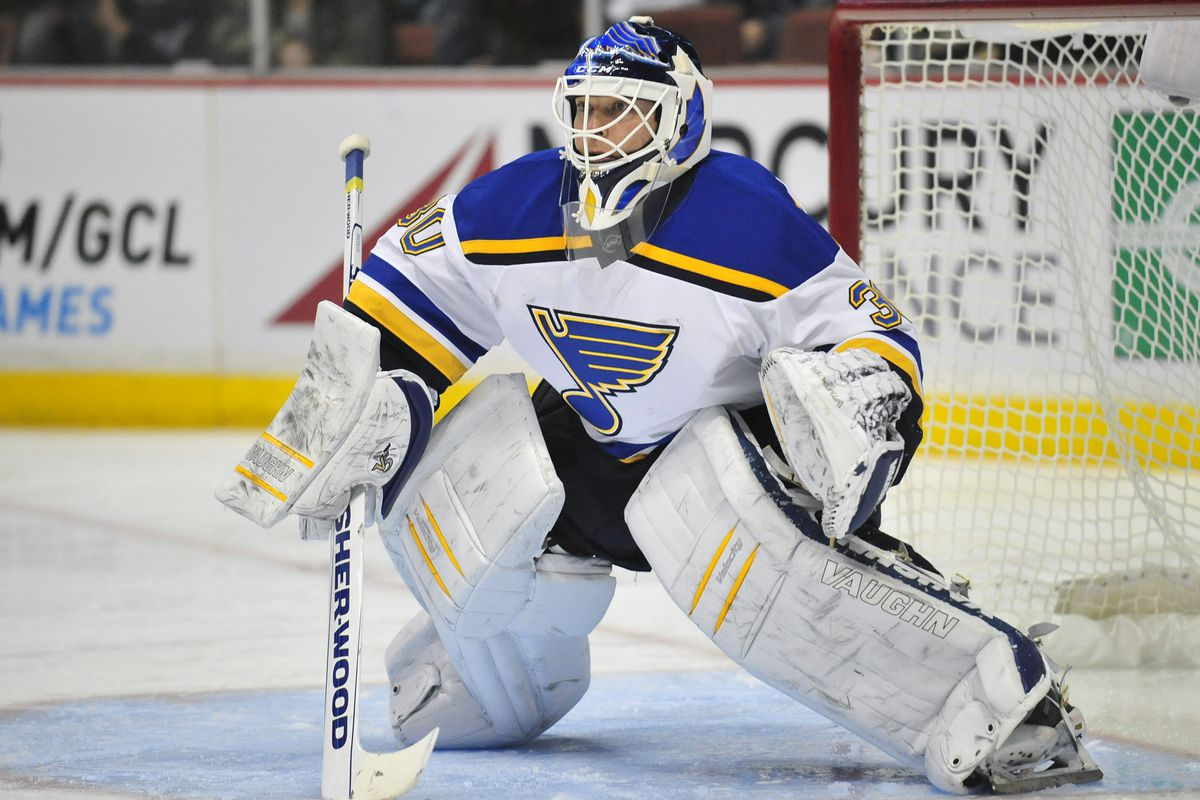 Blues Grant Martin Brodeur One Week Leave Of Absence St Louis