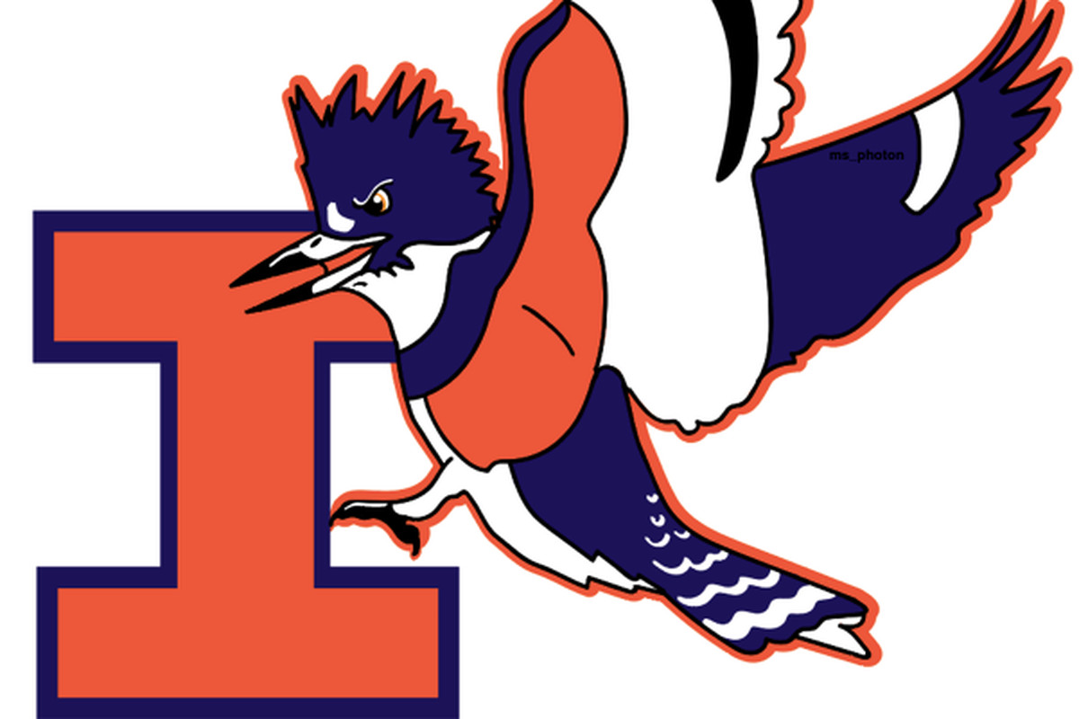 Illinois Mascot Belted Kingfisher Passes Student Vote But No Change Coming Yet Chicago Sun Times