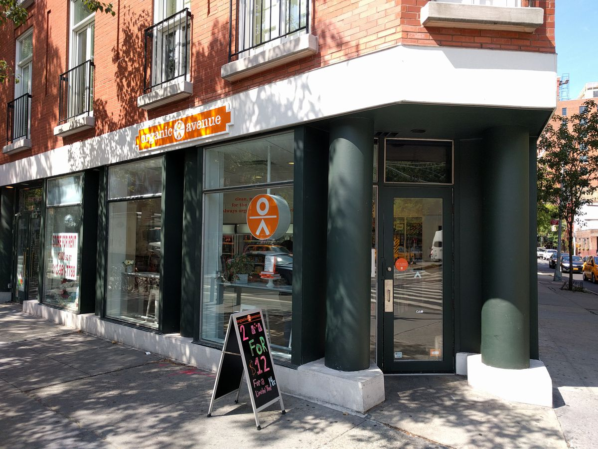 West Village Organic Avenue