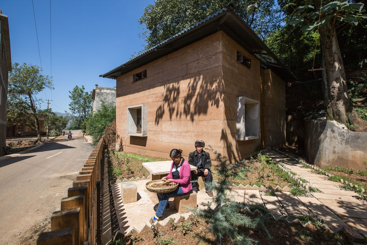 World Building of the Year 2017 awarded to post-earthquake
