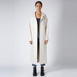 "<b>Topshop Boutique</b> Long Weave Coat in Ivory, <a href=""http://us.topshop.com/en/tsus/product/clothing-70483/jackets-coats-2390895/long-weave-coat-by-boutique-2677471?bi=1&ps=200"">$295</a>"
