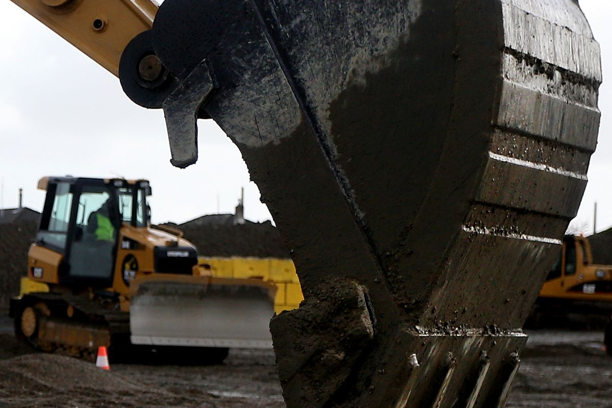 New Zealand's  First Heavy Equipment Playground Opens In Invercargill