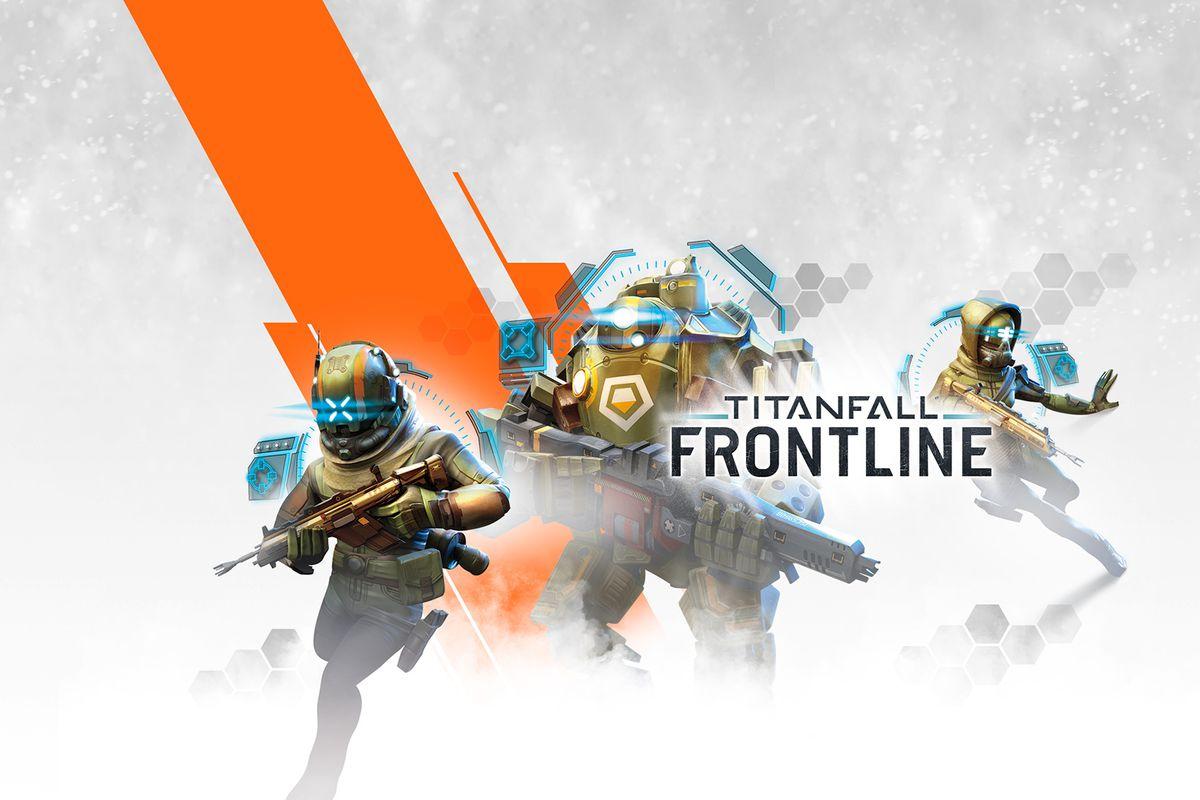Titanfall Frontline art