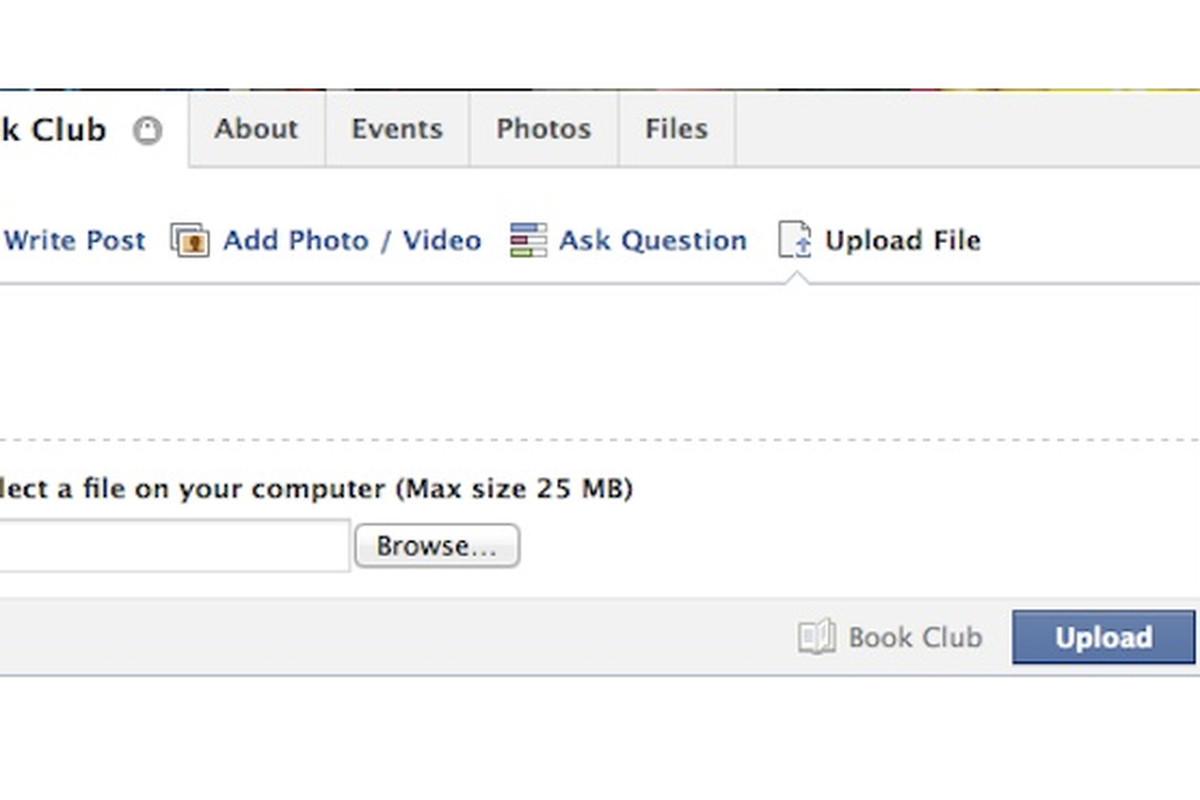 Mashable FB Group file sharing