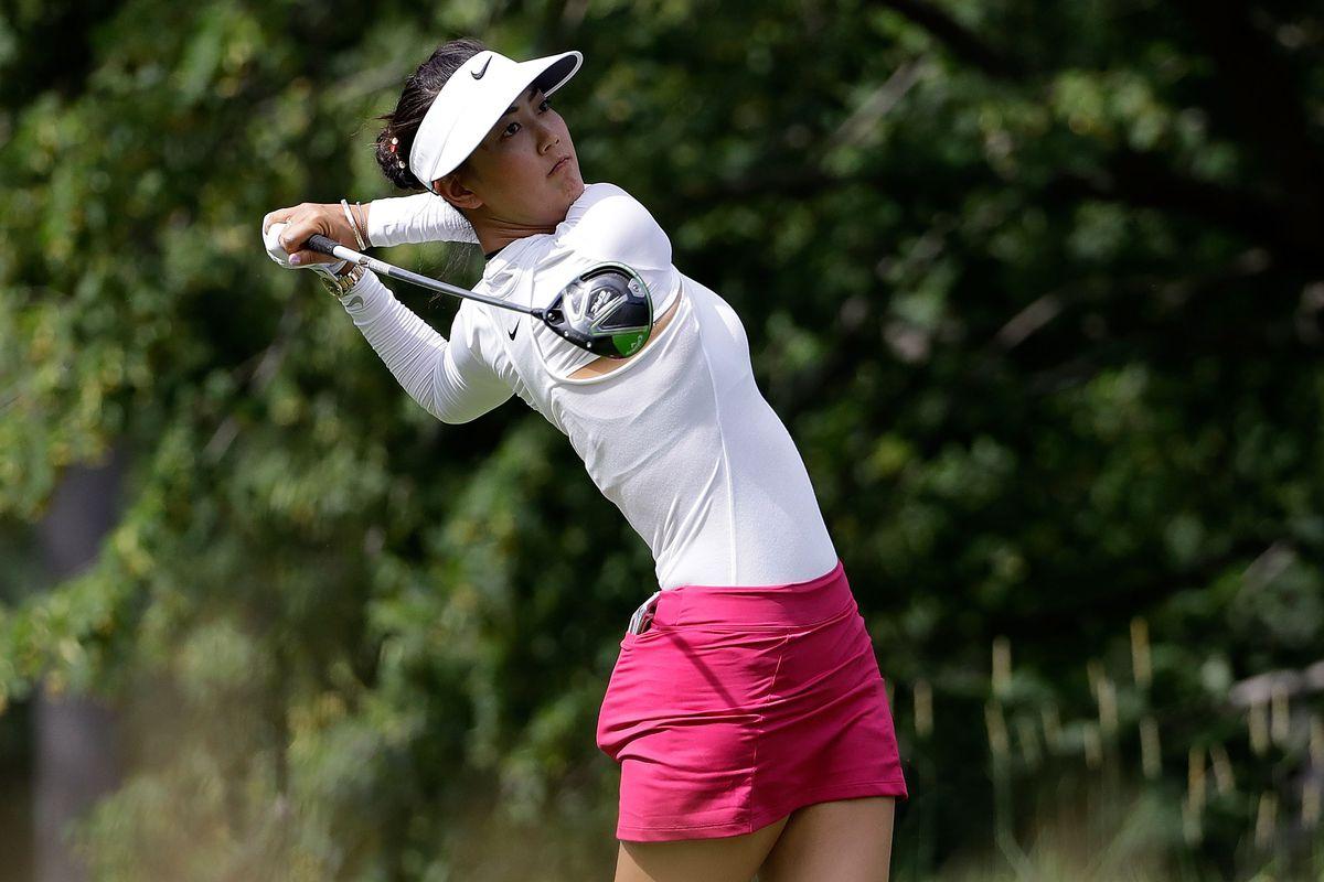 Kang and Kim share halfway lead at Women's PGA