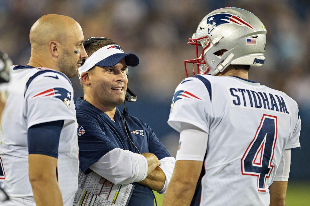 Patriots Starting Qb Post Draft Leaves Team With Jarrett Stidham Brian Hoyer And Udfas Draftkings Nation