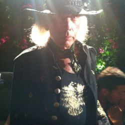 """The man, the myth, the legend: <a href=""""http://www.jamesfgoldstein.com/index.php"""">James Goldstein</a>"""