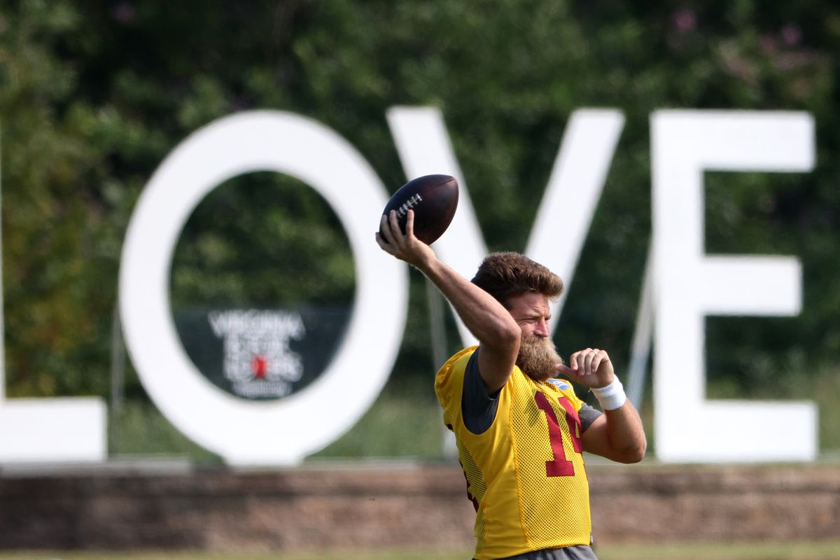 Washington Football Team Training Camp