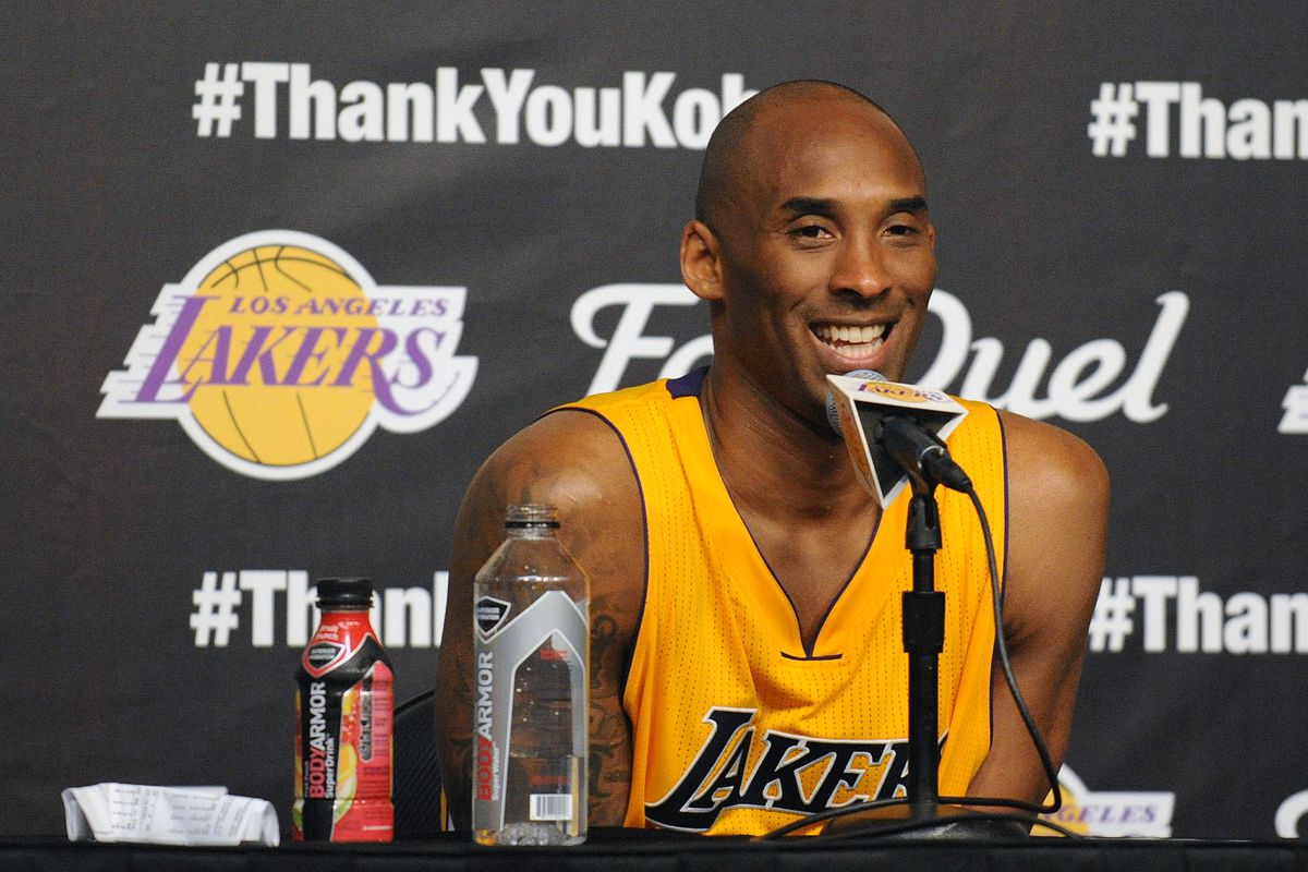 ee07c20af209 Kobe Bryant says if he had to pick between No. 8 and No. 24