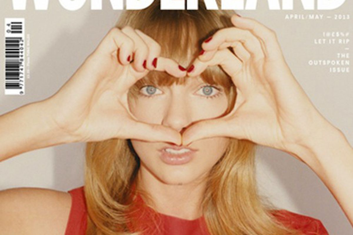 """Cover via <a href=""""http://nymag.com/thecut/2013/04/taylor-swift-deprived-of-eyeliner-temporarily.html"""">The Cut</a>"""