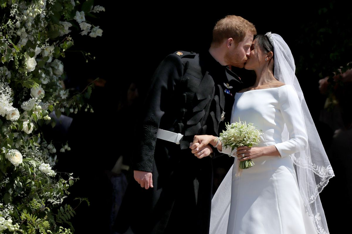 Pictures Of The Royal Wedding.Royal Wedding Ratings 29 2 Million Americans Watched The Wedding On