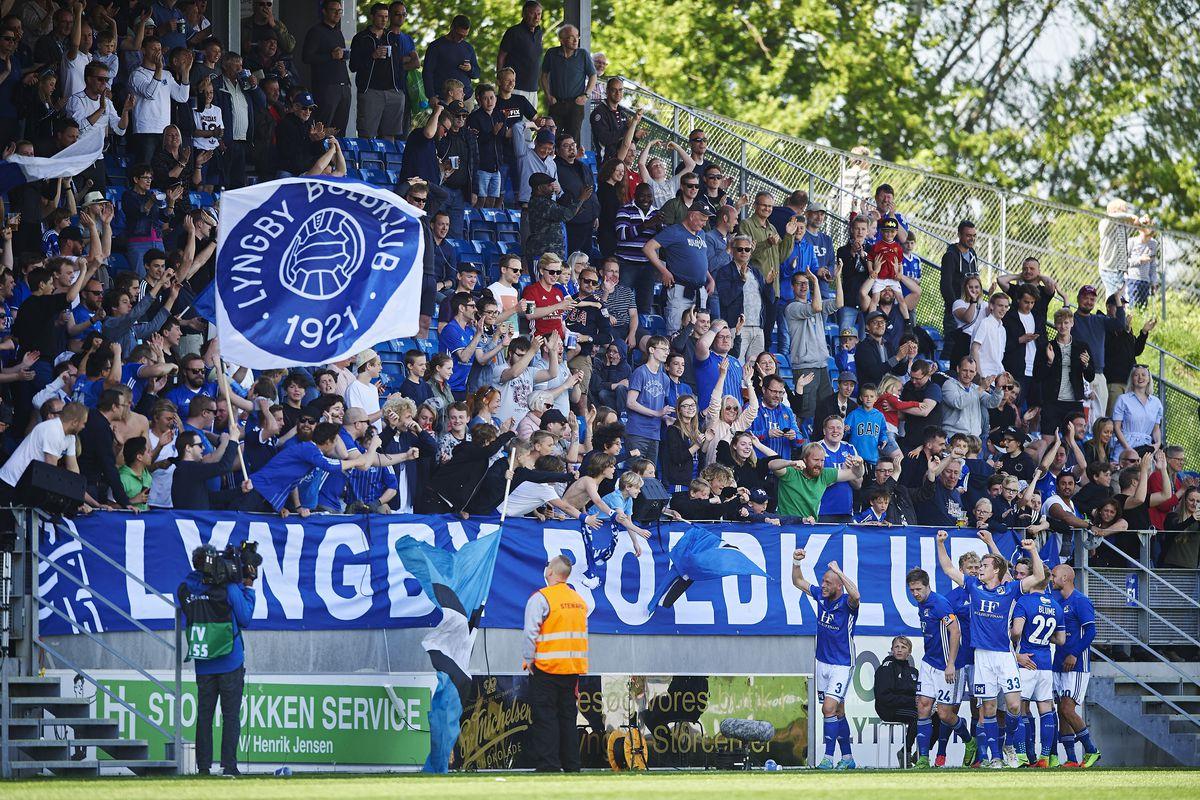 Lyngby BK vs FC Copenhagen - Danish Alka Superliga