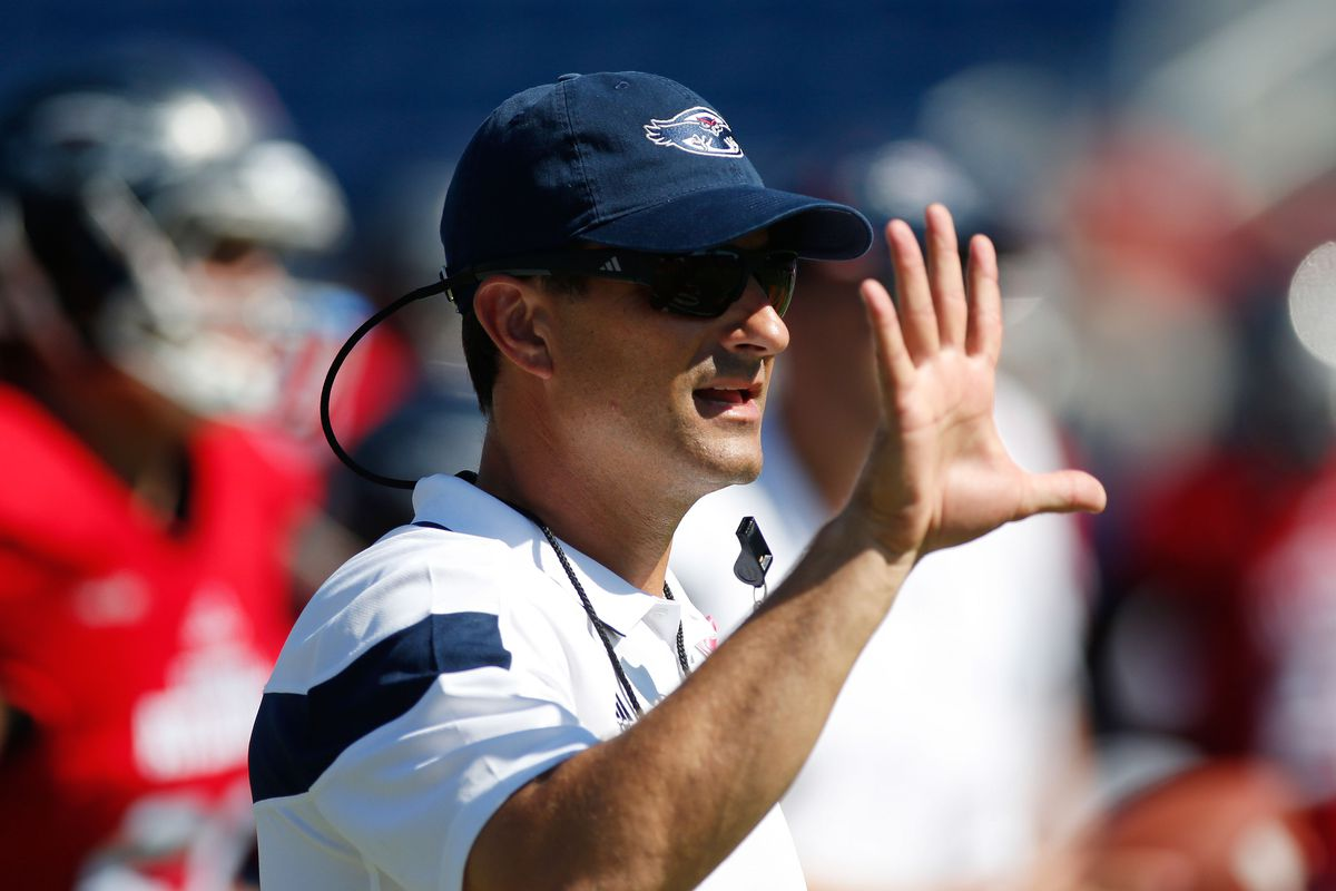 Underdog Dynasty writers unanimously agree that Charlie Partridge's Owls are a rising program in CUSA. Very nice. High five.