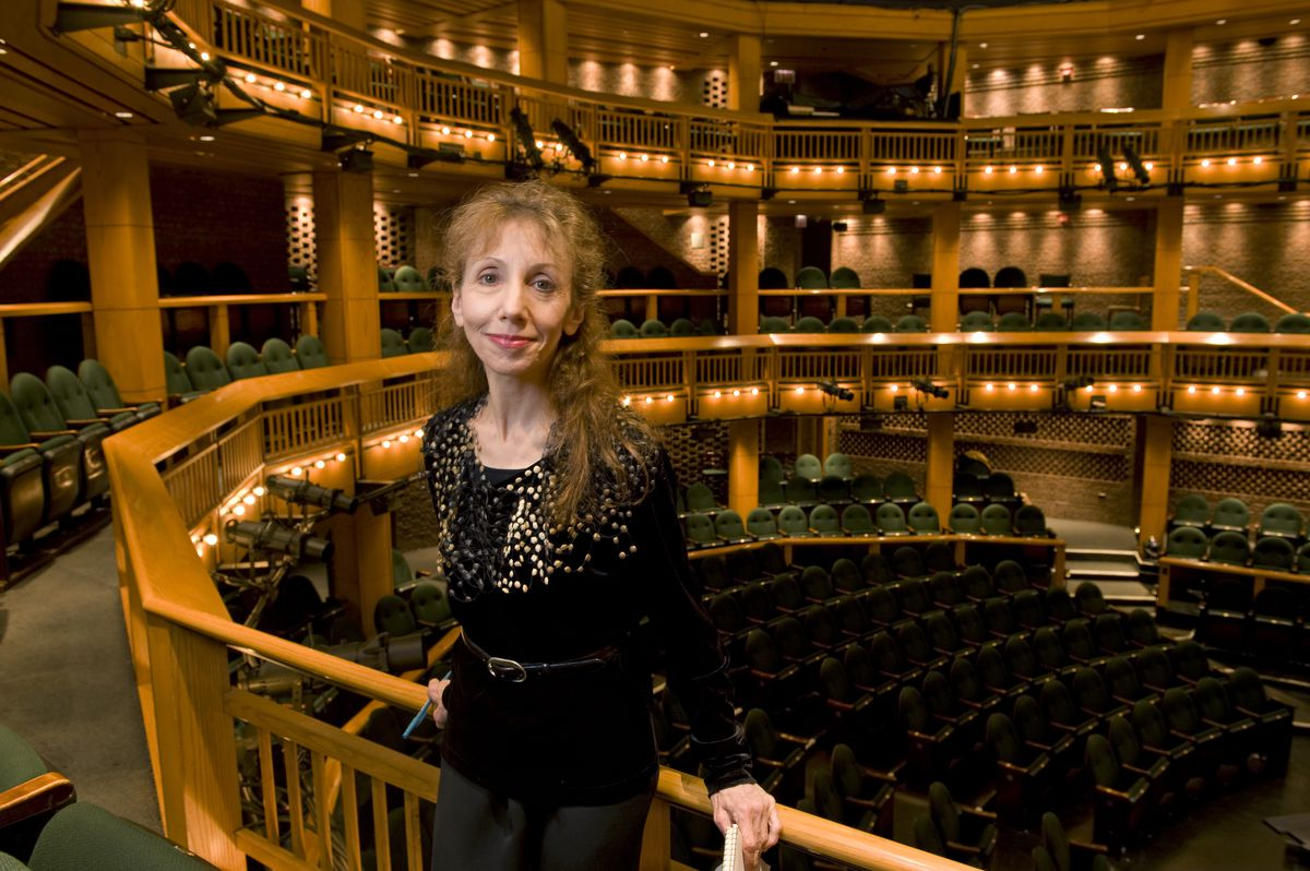 Sun-Times theater critic Hedy Weiss.   Rich Hein/Sun-Times file photo