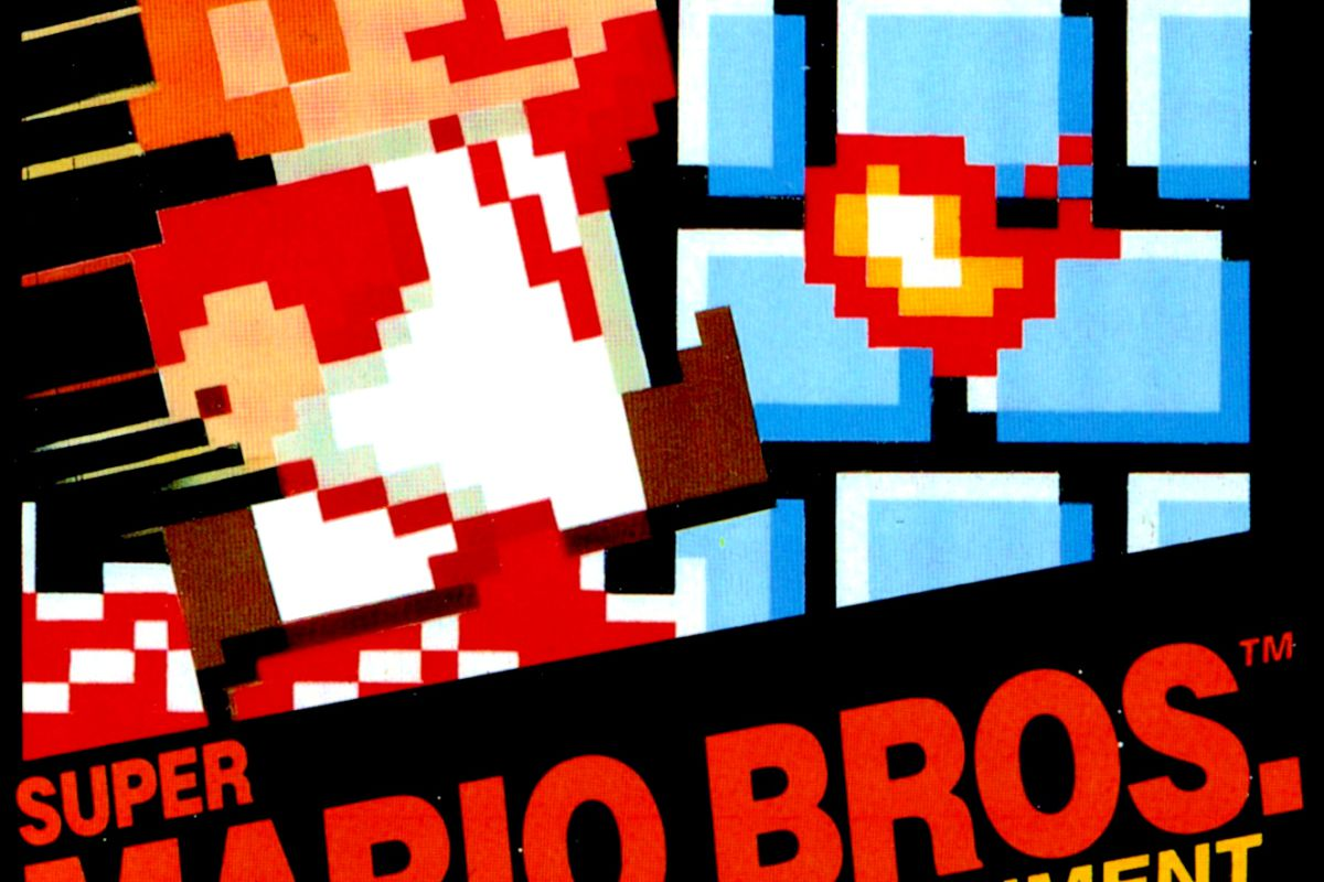 Why Didn T You Tell Me About This Super Mario Bros Cheat Polygon