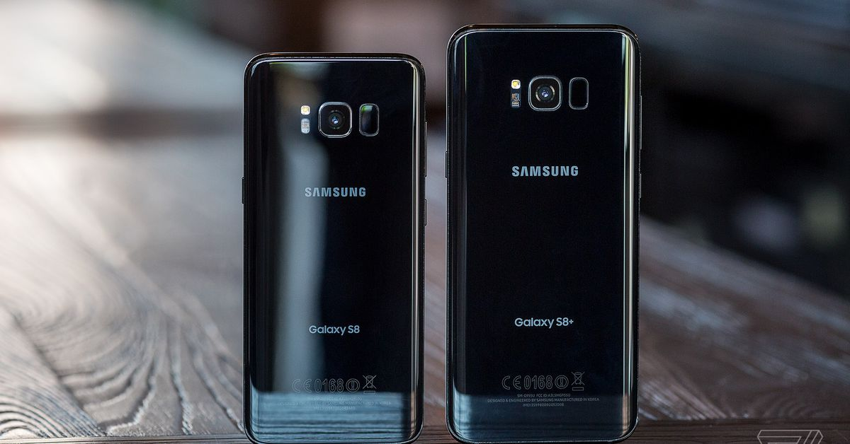Samsung Galaxy S8 and S8 Plus will no longer receive security updates