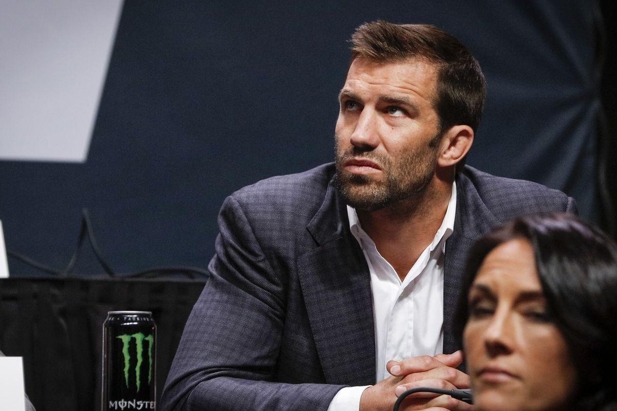 UFC 'Go Big' press conference photos