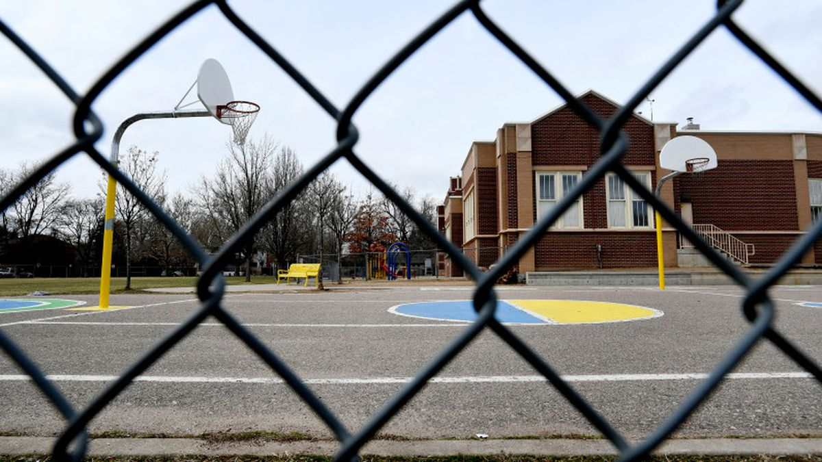 Denver's Edison Elementary was the second school to close after a parent tested positive for COVID-19. Soon after, the district closed all schools for three weeks.