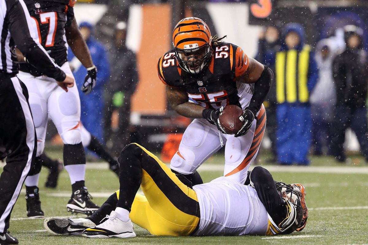 separation shoes d1ca6 d89d3 Vontaze Burfict promises to change how he plays after ...