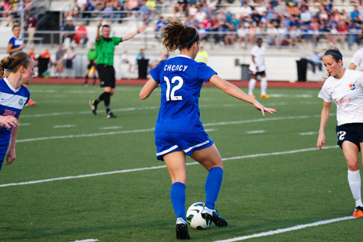 FC Kansas City have Lauren Cheney and the rest of the National Team players back
