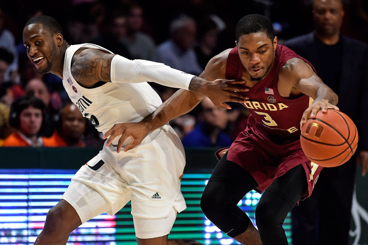 NCAA Basketball: Florida State at Miami-Florida