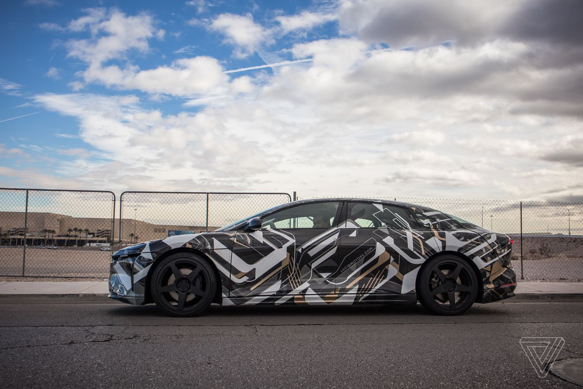 Lucid Motors' electric car will cost $60,000 - The Verge
