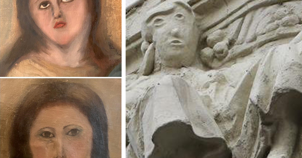 Let's Take A Moment To Appreciate This Year's Awful Art Restorations