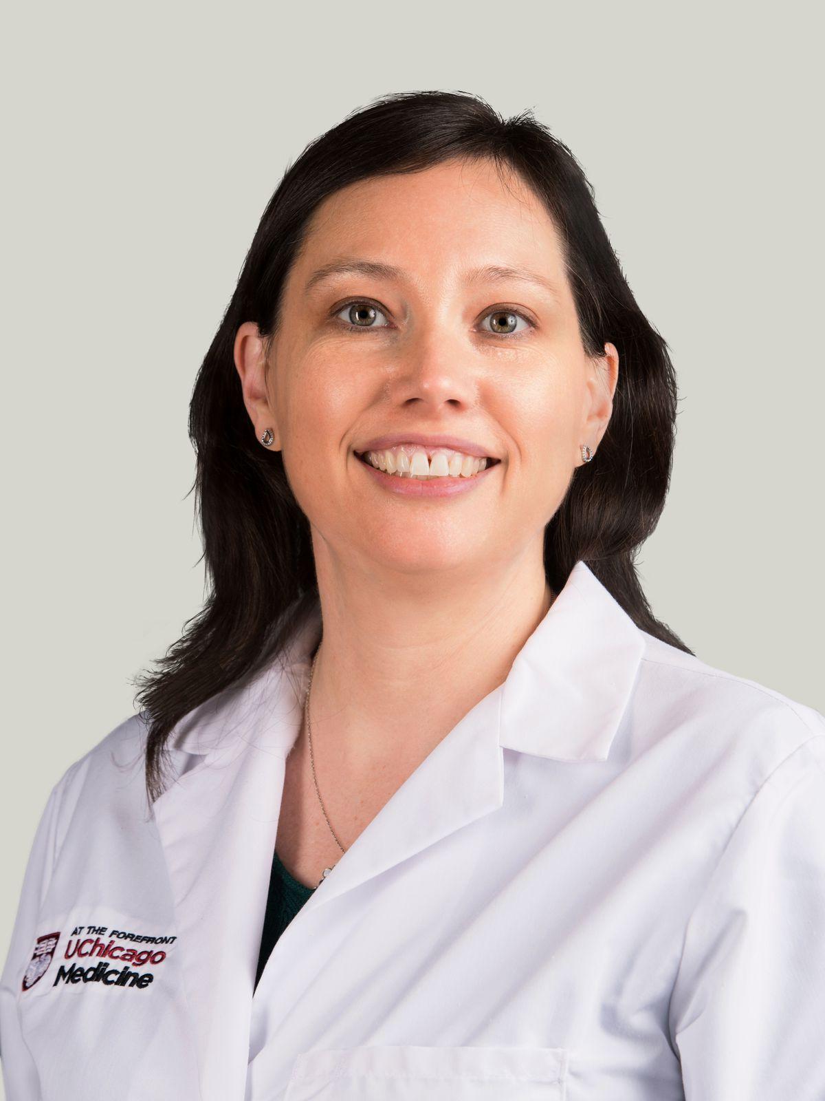 Dr. Allison Bartlett.