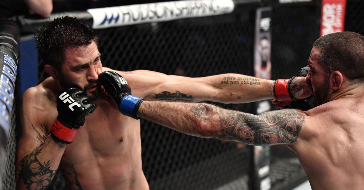 Carlos Condit vs. Matt Brown full fight video highlights
