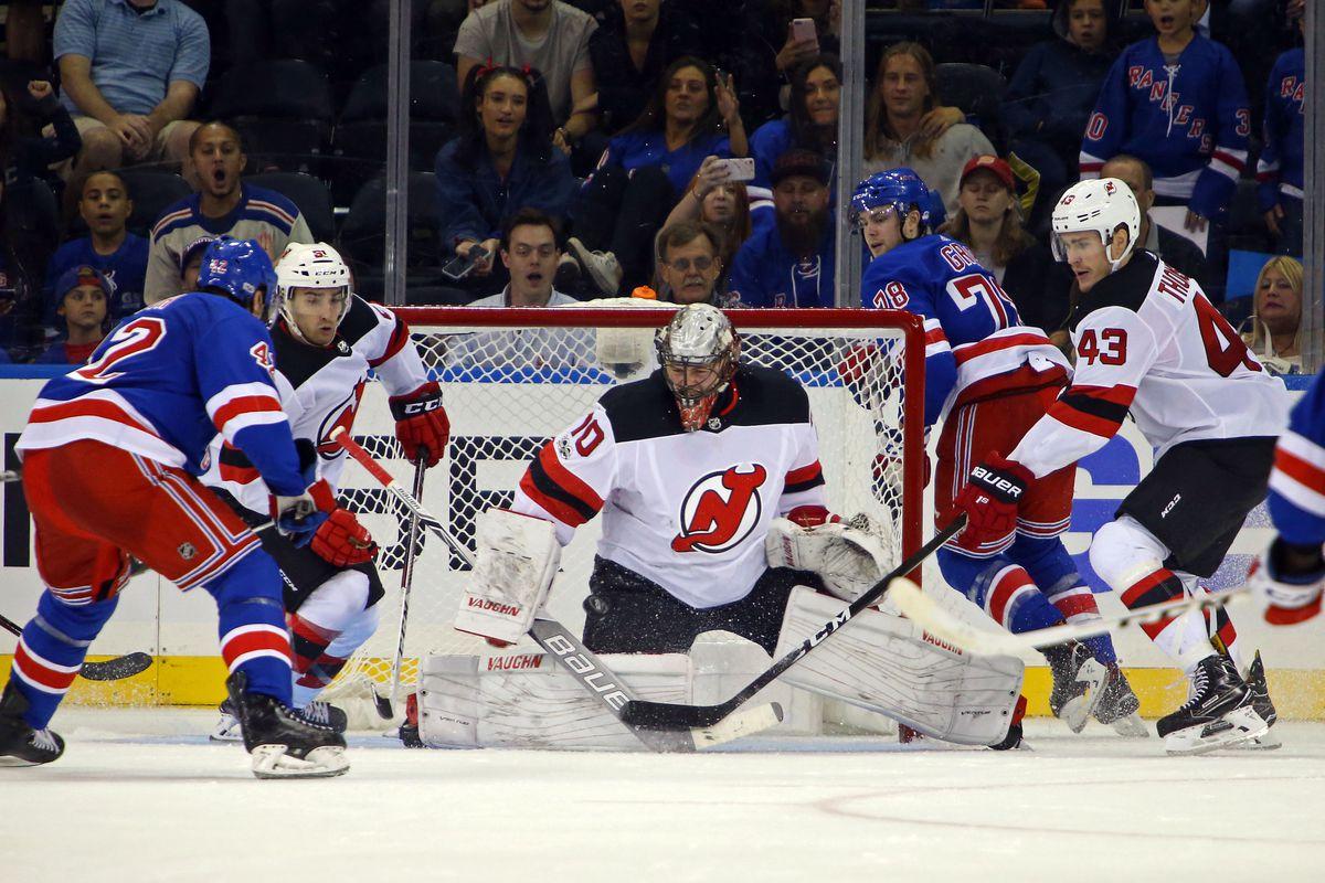 42 Save Effort by Mackenzie Blackwood Leads Binghamton Devils 2-1 ... c29dbee0b