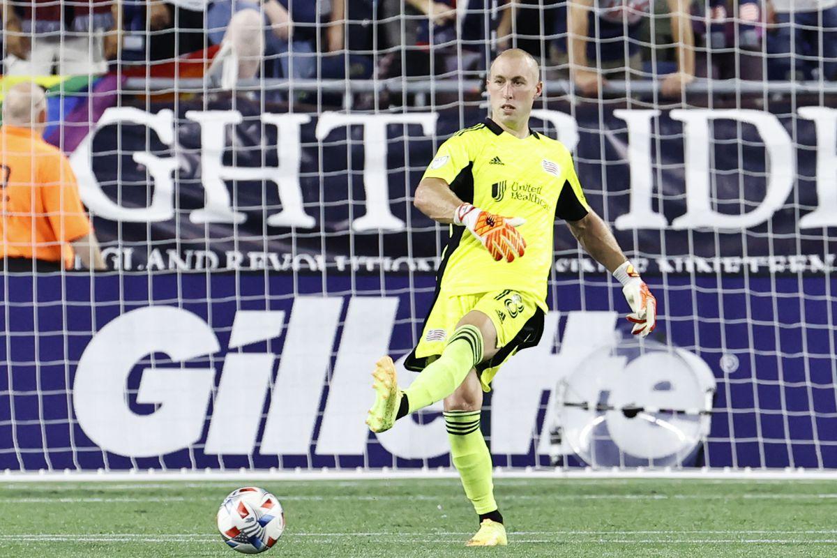 SOCCER: JUL 07 MLS - Toronto FC at New England Revolution