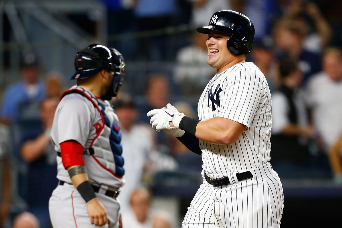 size 40 ae645 53196 New York Yankees news: 2018 is the year of Luke Voit ...