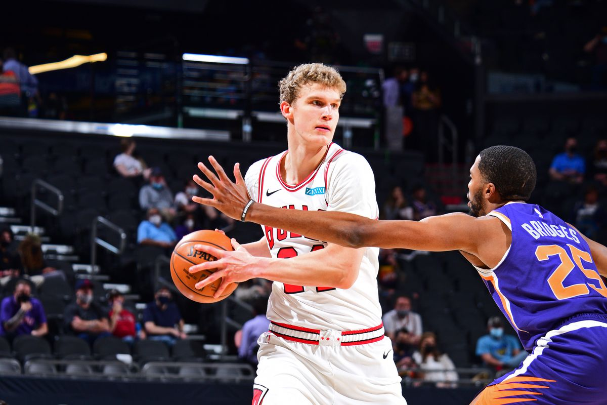 Chicago Bulls vs. Phoenix Suns