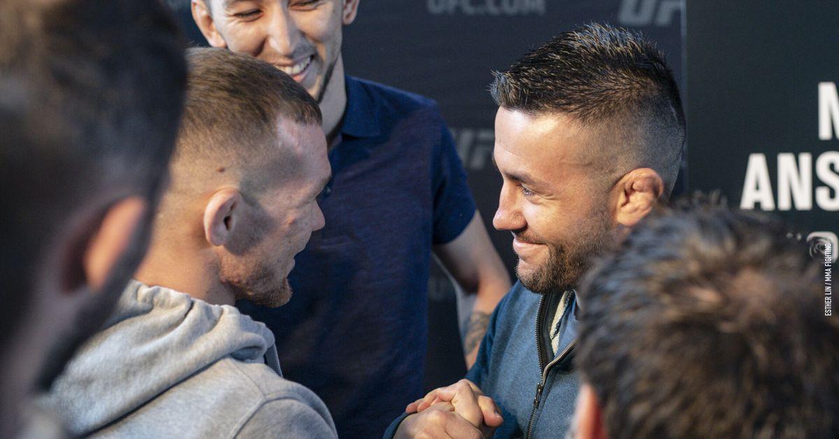 Pedro Munhoz hopes to jump the line as UFC hesitates on giving Aljamain Sterling title shot