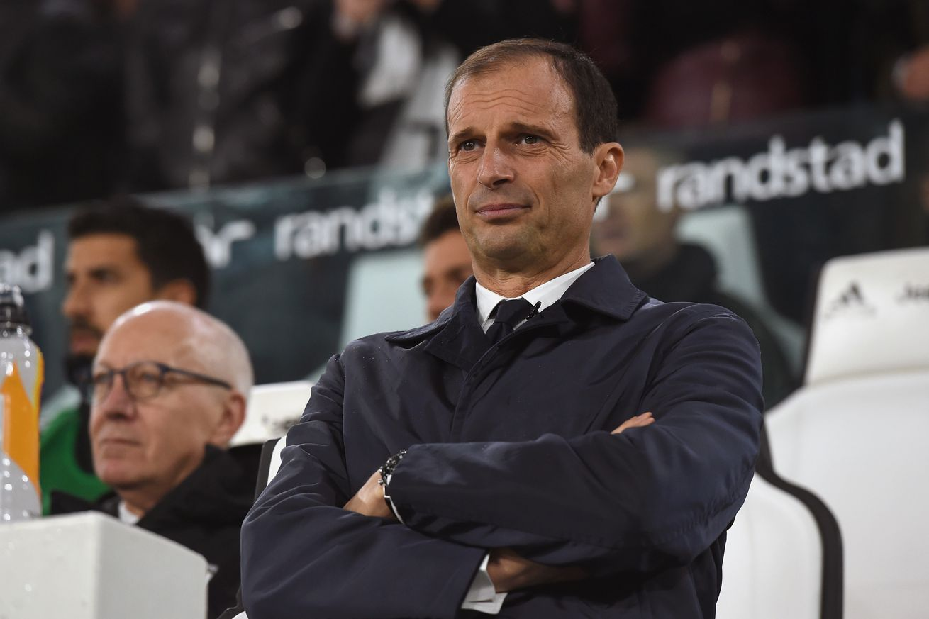 Allegri: Juve never finish games off when in control