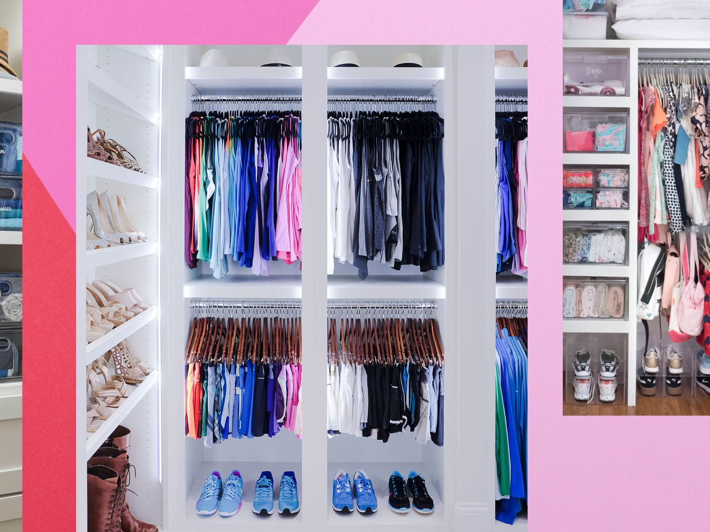 Picture of: How To Organize Your Closet Curbed