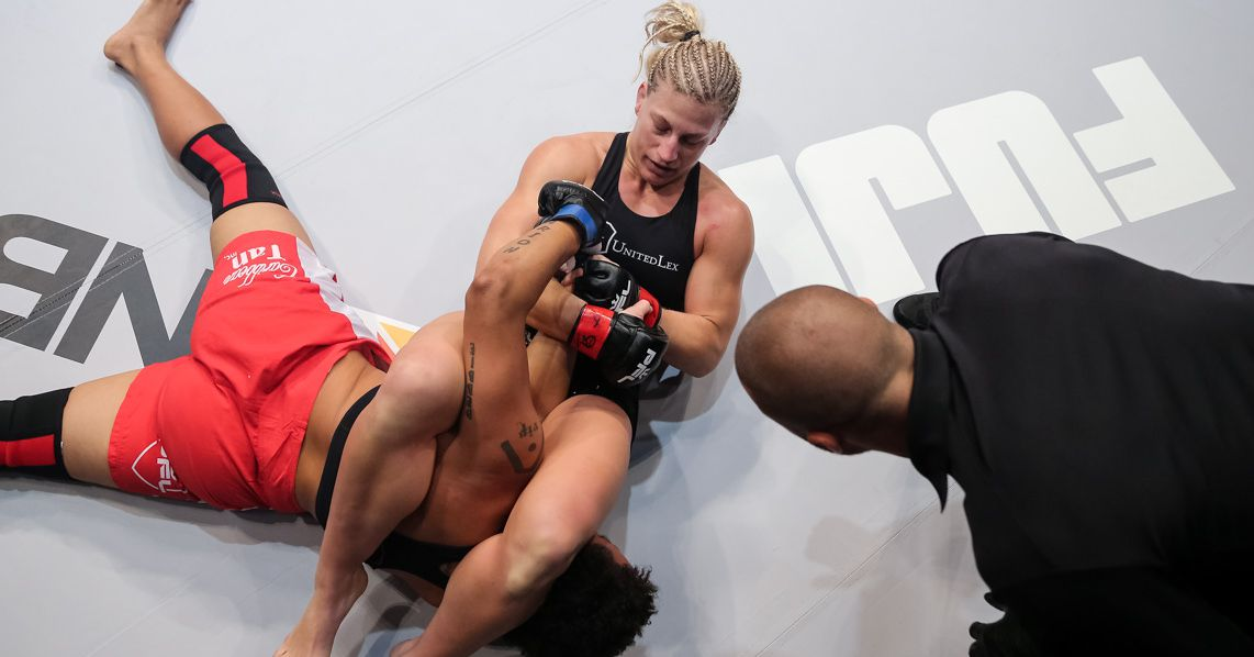 Two-time Olympic gold medalist Kayla Harrison returns at PFL 11 - MMA Fighting