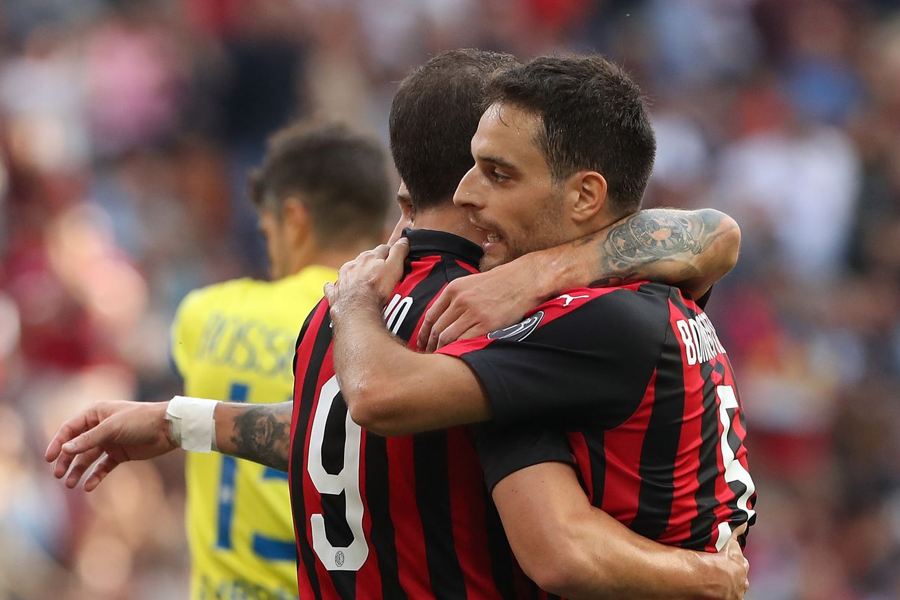 Rossoneri Round-up for 8 October: AC Milan?s Gattuso: ?When you win you?re always in the right?