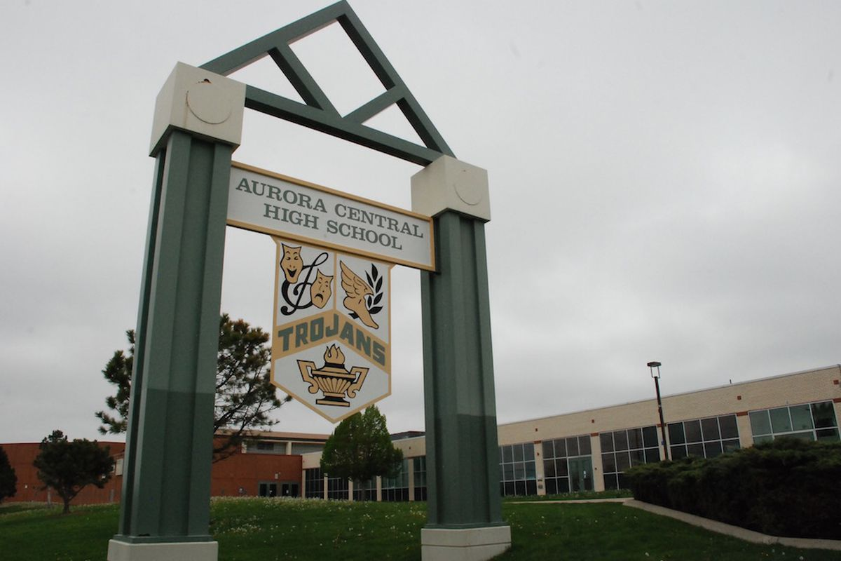 Aurora Central High School has been labeled as failing by the state for five years.