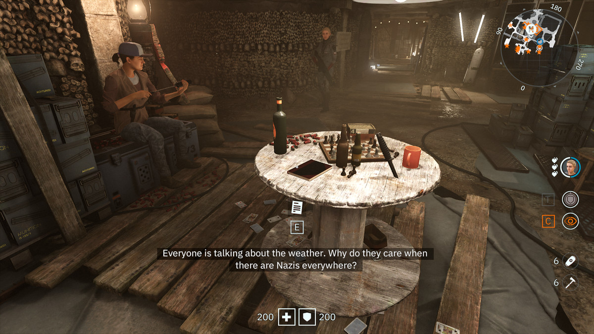 Wolfenstein: Youngblood Readable 13 collectible Anais' Journal