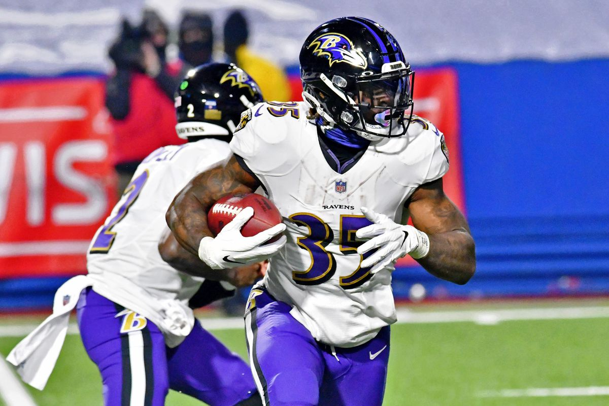 NFL: AFC Divisional Round-Baltimore Ravens at Buffalo Bills