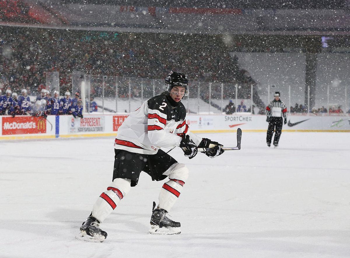 Canada v United States - 2018 IIHF World Junior Championship
