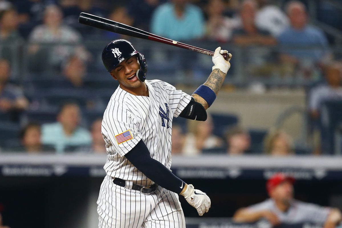 new arrival 60d48 ad5ac Yankees place Gleyber Torres on disabled list with right hip ...
