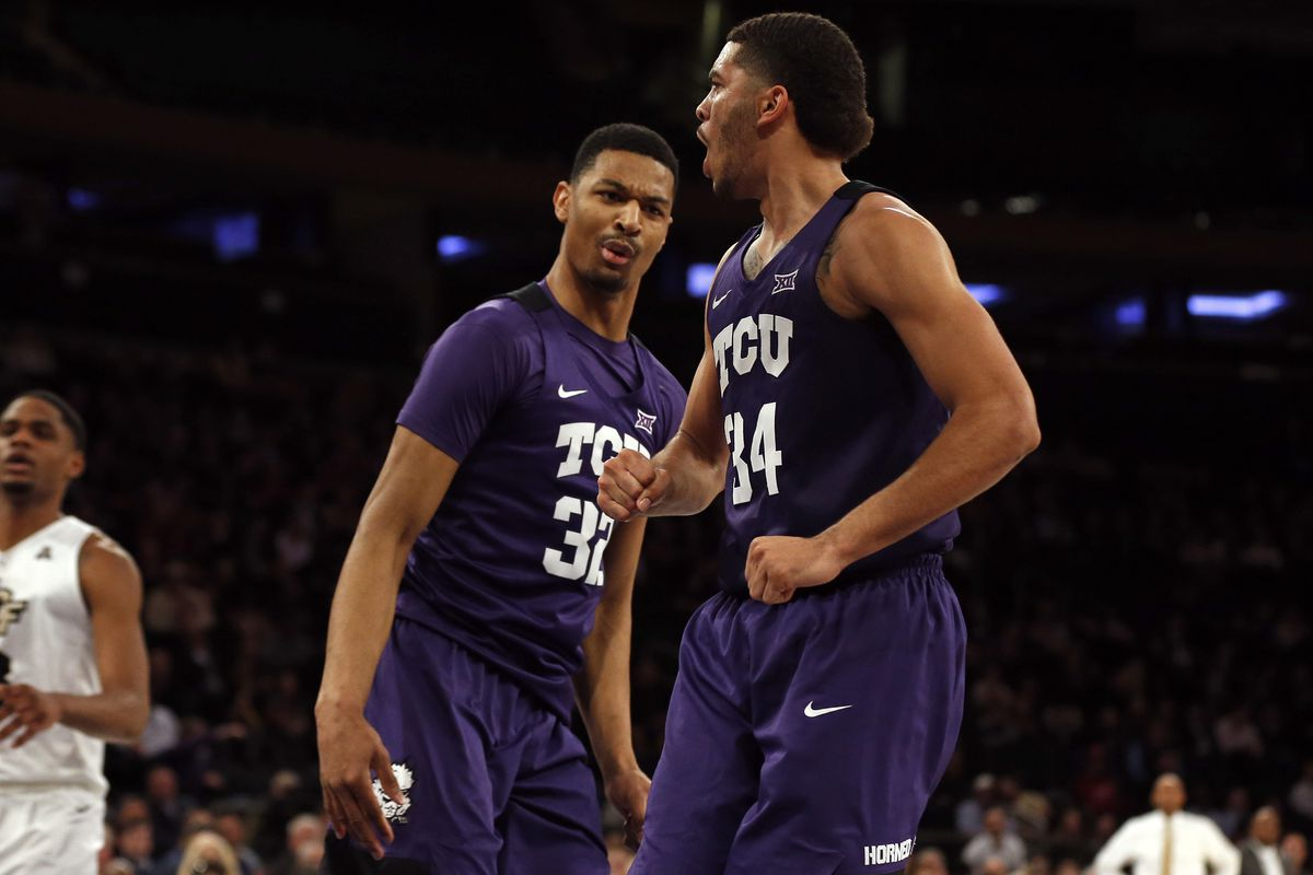 13e436a8d950b2 The TCU Horned Frogs are NIT Champions - Frogs O  War