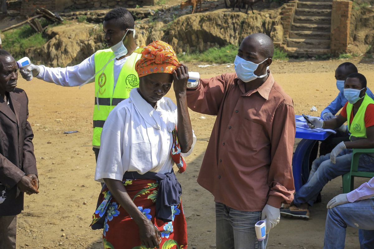 Ebola outbreak 2019: the virus spread into Uganda  This may be the