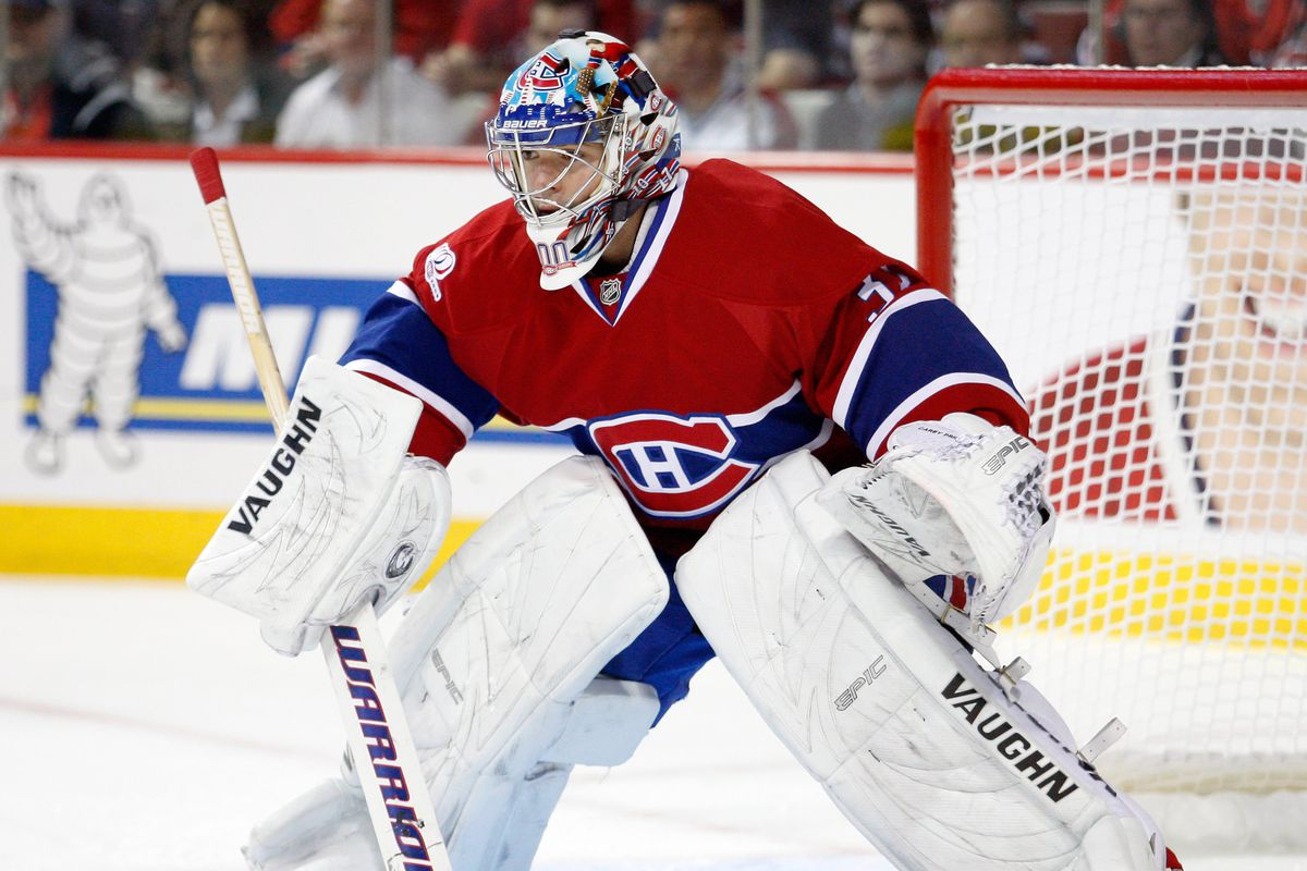 Washington Capitals v Montreal Canadiens - Game Four