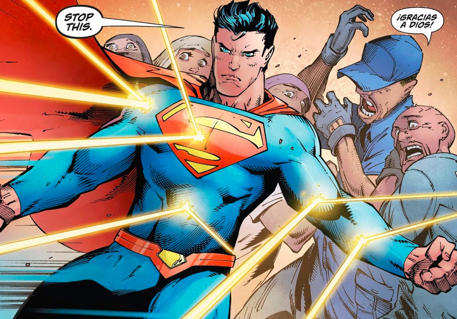 Superman Saved Undocumented Workers From A Racist And Conservative Media Is Mad About It Vox
