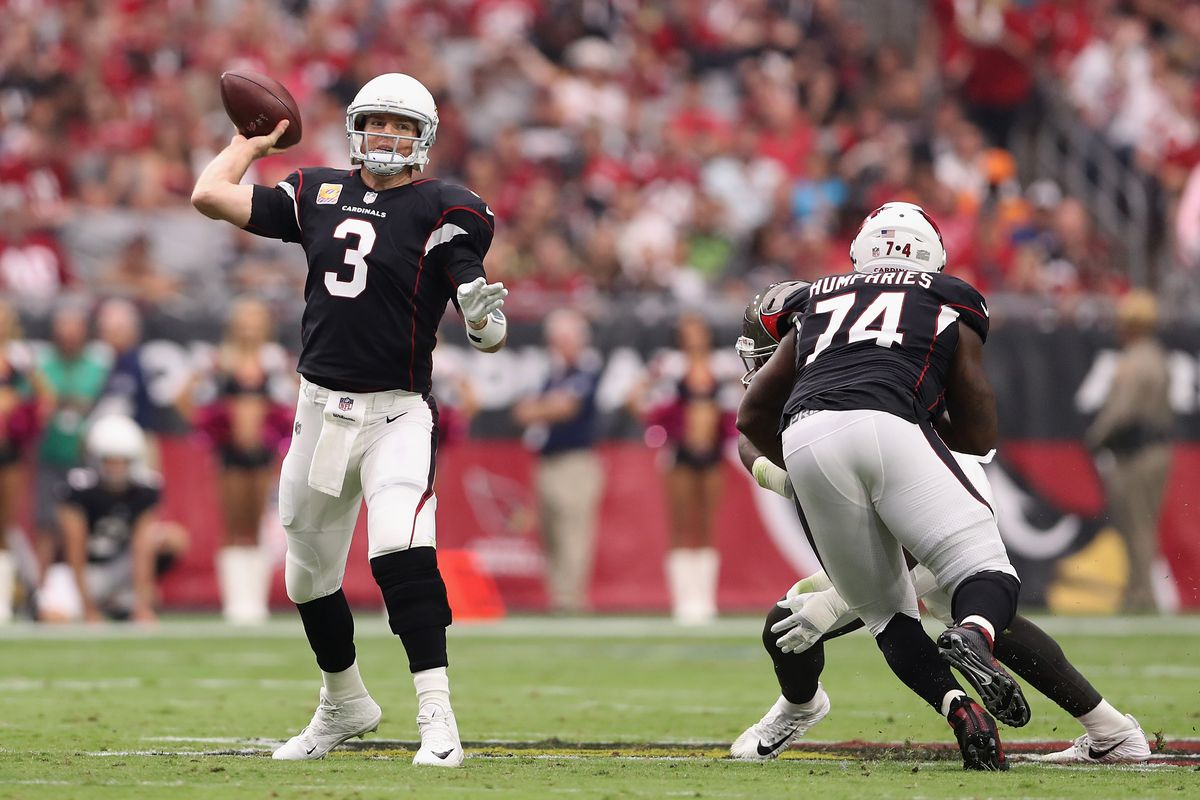 Carson Palmer broke his arm in Cardinals loss to Rams goes on IR