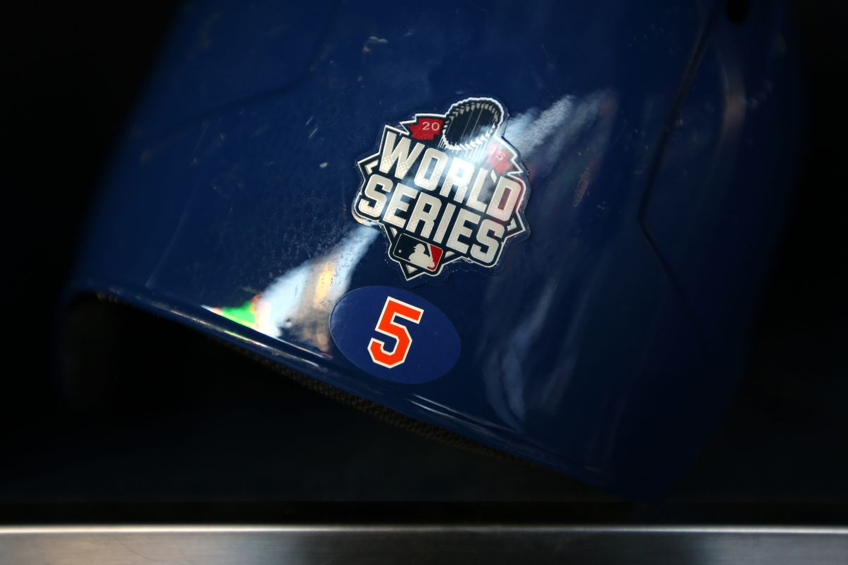 2015 World Series Game Three: Kansas City Royals v. New York Mets